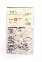 Смола CRYSTAL LIZED X&D перелив №4, 1 упак. - 1440 шт.