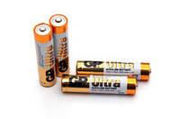Батарейки GP Ultra  ААА LR3  щелочь, фото 1
