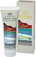 Гель-пилинг для лица на основе соли Мертвого моря,