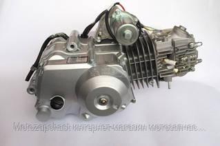 Двигатель ATV на квадроцикл 125 см3 полуавтомат RW