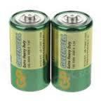 GP Greencell  R20 (D) солевые