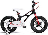 Детский Велосипед Royal Baby Space Shuttle 16 черный