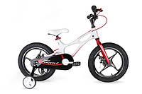 Детский Велосипед Royal Baby Space Shuttle 16 белый