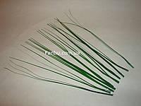 Искусственная весенняя трава(зеленая), h-28 см (1 уп.-10 штук)
