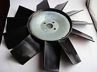 Вентилятор системы охлаждения Газель 11 лопастей! (пр-во Россия)
