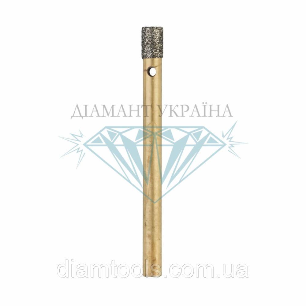 Сверло алмазное по керамограниту Діамант Україна D2 мм