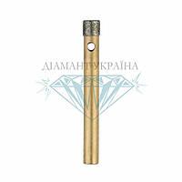 Сверло алмазное по керамограниту Діамант Україна D7 мм