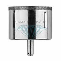 Сверло алмазное по керамограниту Діамант Україна D52 мм