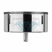 Сверло алмазное по керамограниту Діамант Україна D100 мм