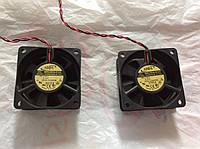 1 шт. Вентилятор 60*60*25 мм Кулер для компьютера 2 пин 24V 0.15a  6cm AD0624HB-A71GL  2Wire