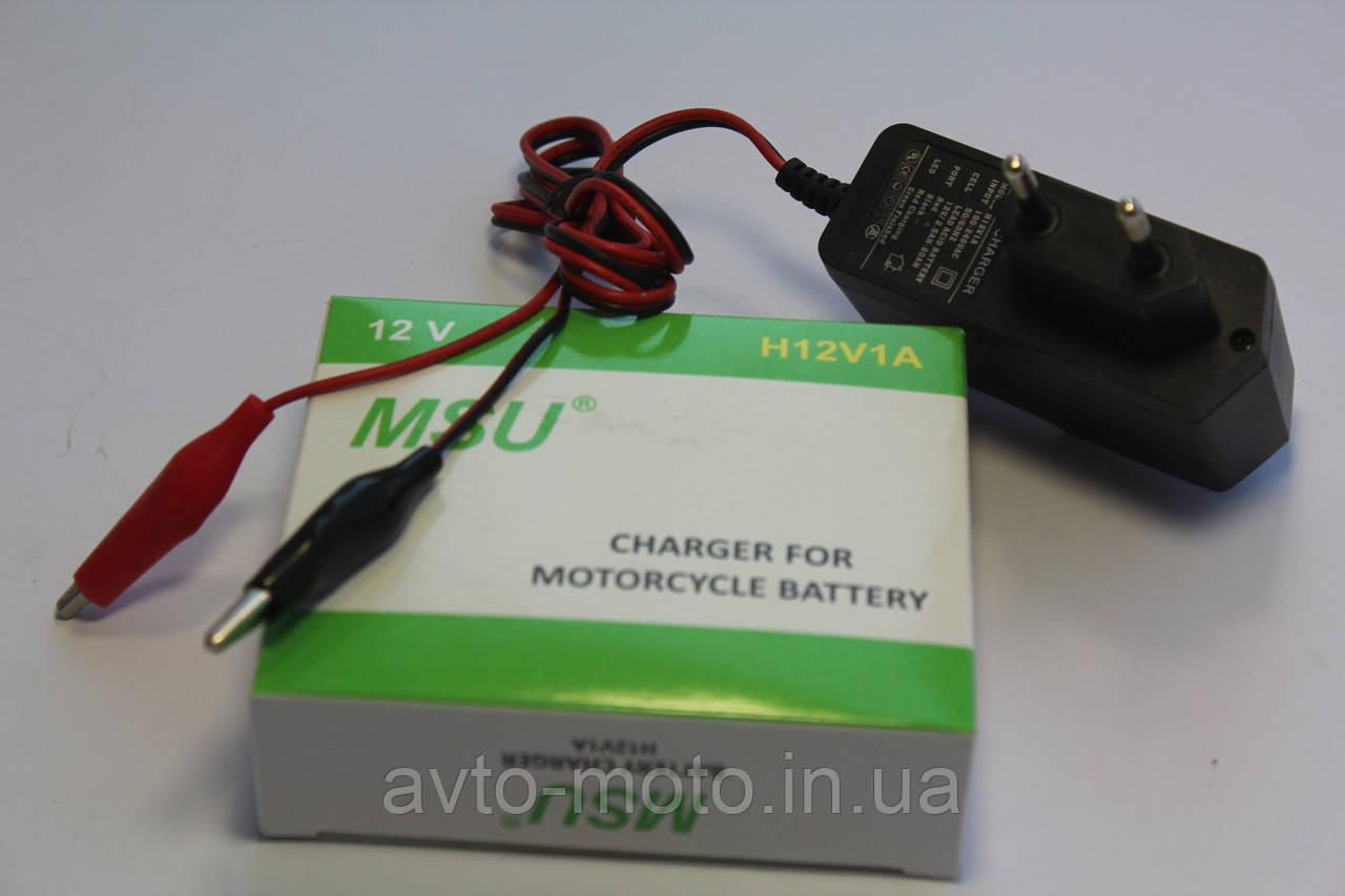 Зарядное устройство аккумулятора MSU