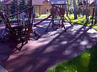 Покрытия для детских и игровых площадок