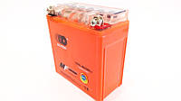 Мото аккумулятор АКБ 12V 5A (GEL) Ява, Active высокий, узкий 120*60*130
