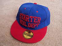 """Кепка бейсболка в стиле USA """" STARTER ATHL. DEPT """" ( НОВОЕ )"""