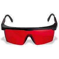Очки Bosch для наблюдения за красным лазерным лучом