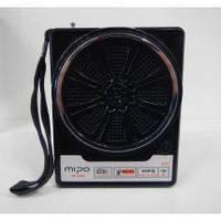 Радиоприемник MIPO MP-048U, приемник 11 каналов частот, радиоприемник FM/AM/SW1-9