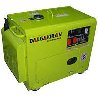Dalgakiran дизельные генераторы, фото 1