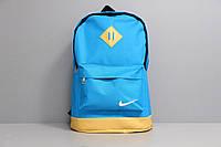 Рюкзак городской Nike Голубой