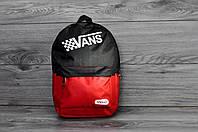 Рюкзак городской Vans Красный