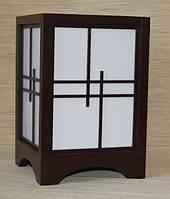 Светильник, японский, настольный, 19 002