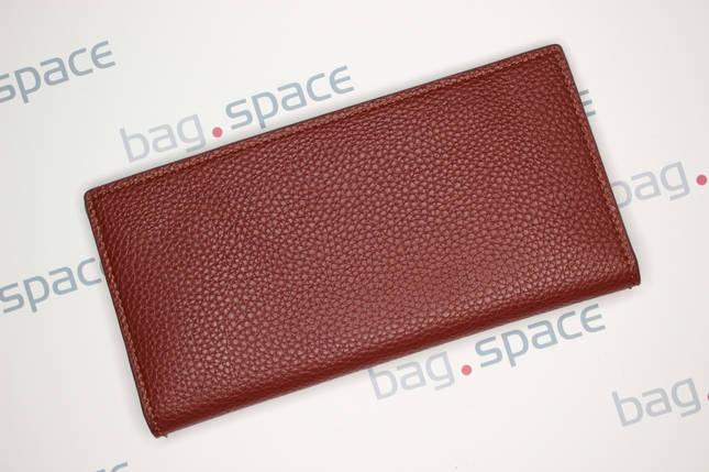 Кошелёк мужской Dibao Leo L9, дизайн 1, рыжий, фото 2