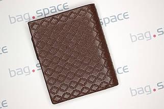 Кошелёк мужской Baellerry Style, ярко-коричневый, фото 2