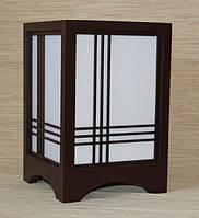 Светильник, японский, настольный, 19 004