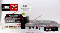 Усилитель AMP SN 905 Bluetooth, усилитель звука, усилитель мощности звука UKC, bluetooth усилитель звука