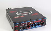 Усилитель AMP-308, усилитель мощности звука, компактный усилитель звука, усилитель мощности, фото 1