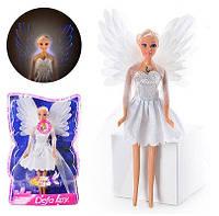 Кукла Ангел со светящимися крыльями DEFA 8219