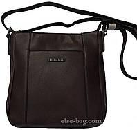 Молодежная сумка- планшетка через плечо