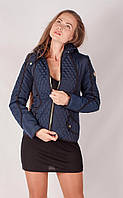 Женская куртка К-031 Синий