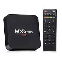 Смарт приставка MXQ Pro S905
