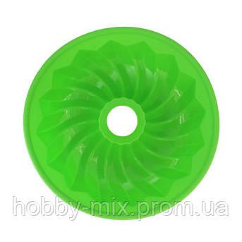 Форма силиконовая 26*5,5см Kamille 7704-7700круглая, фото 2