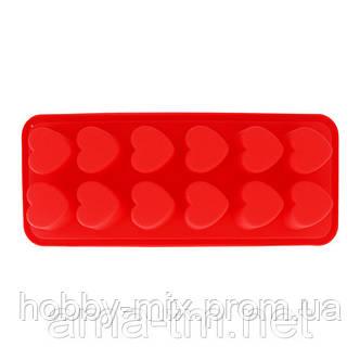 Форма силиконовая 22.5*9.5*2см Kamille 7705, фото 2
