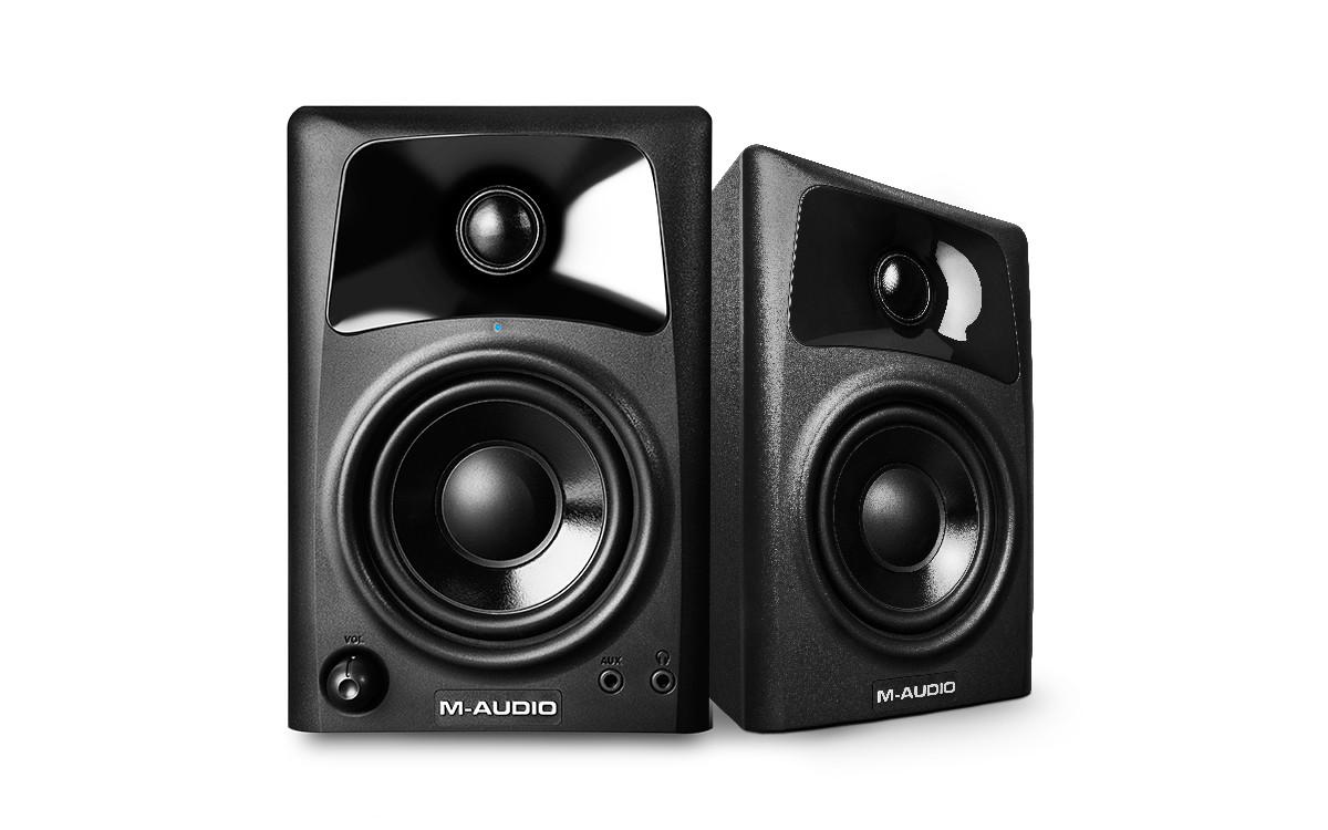 Студийные мониторы (пара) M-Audio AV32