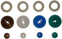 Шайба полікарбонатна прозора 4-10 мм / Шайба поликарбонатная прозрачная 4-10 мм.