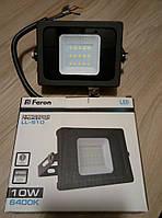 Светодиодный прожектор 10W Feron LL-510