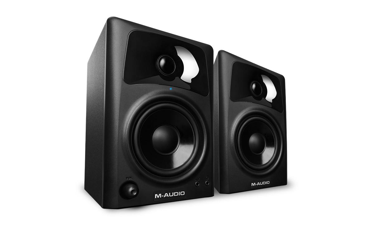 Студийные мониторы (пара) M-Audio AV42