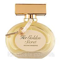 Женская туалетная вода Antonio Banderas Her Golden Secret (тестер), 80 мл