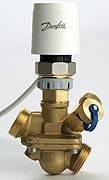 Балансировочный клапан Danfoss AB-QM DN 20