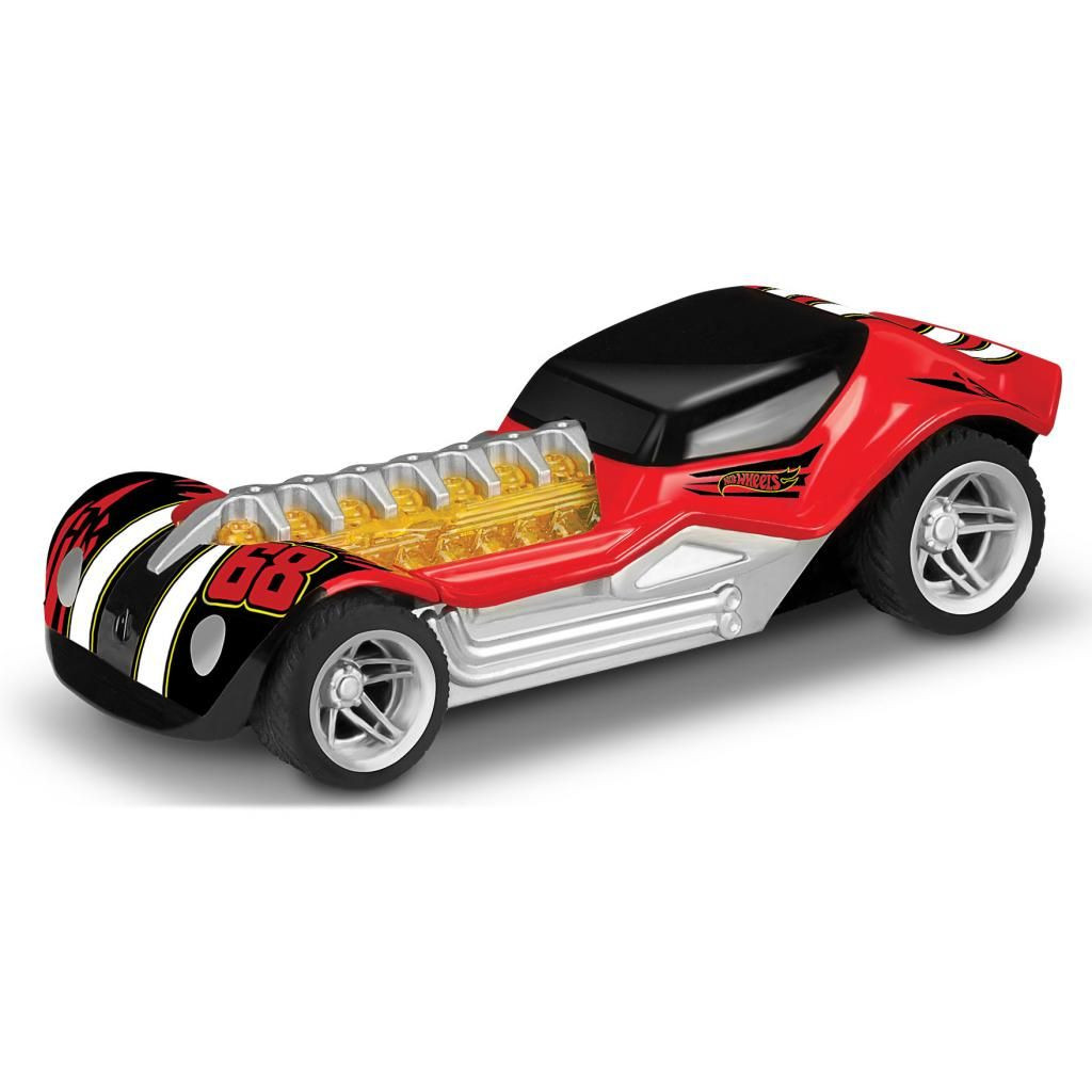 Стретчмобиль Dieselboy Hot Wheels, 16 см (світло-звукові ефекти) «Toy State» (90712)