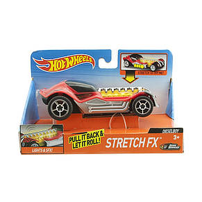 Стретчмобиль Dieselboy Hot Wheels, 16 см (світло-звукові ефекти) «Toy State» (90712), фото 2