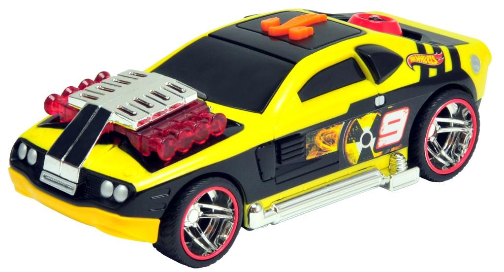 Надшвидкий автомобіль Hollowback Hot Wheels, 16 см (світло-звукові ефекти) «Toy State» (90501)