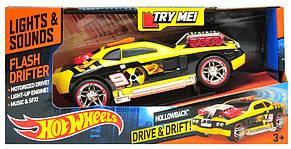Надшвидкий автомобіль Hollowback Hot Wheels, 16 см (світло-звукові ефекти) «Toy State» (90501), фото 2