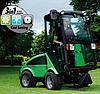Коммунальная уборочная техника Nilfisk-Egholm City Ranger 2250 — использование круглый год!