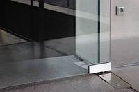 Фурнитура для стеклянных дверей и конструкций GEZE Patch Fittings Оптом!, фото 1