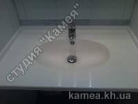 Раковины из искусственного камня для ванной комнаты