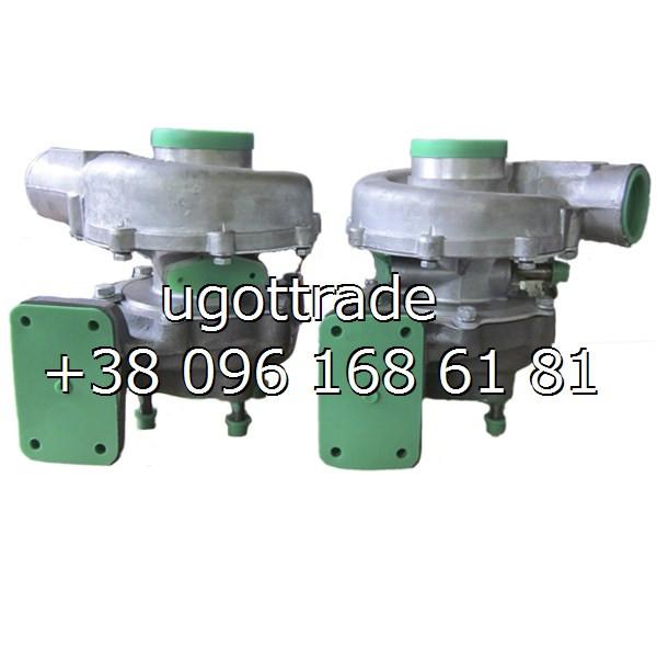 Турбокомпрессор КамАЗ 740 ТКР 7Н1, 7403-1118.010
