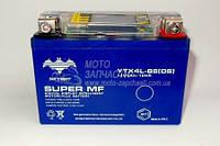 Аккумулятор гелевый 4A/12V Дельта с экраном Skybat
